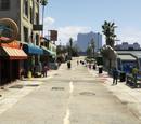 Vespucci Beach Sidewalk