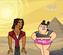 Alejandro and Sadie