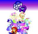 My Little Pony y Equestria Girls: Más allá de dos mundos