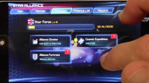 Galaxy Legend Daily Tasks and Rewards Overview