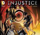 Injustice: Año Tres