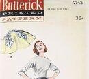 Butterick 7143