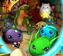 Специальные враги Angry Birds Epic