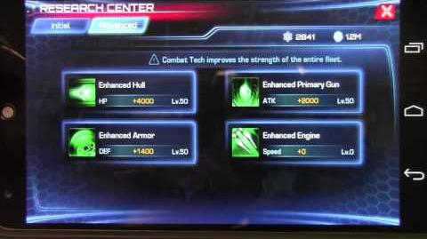 Galaxy Legend Research Center Tutorial and Overview