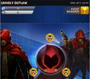 Unholy Outlaw (Season XXI)