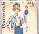 Butterick 2567