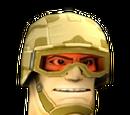 Desert Helmet