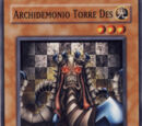 Archidemonio Torre Des