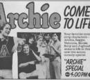 ARCHIE COMICS: ABC Saturday Comedy Special Archie