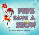 Pups Save a Show's Pages