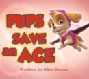 Pups Save an Ace's Pages