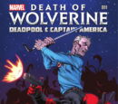 Death of Wolverine: Deadpool & Captain America Vol 1 1