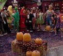 Haunted Halloween (The Haunted Hathaways)