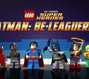 Batman: Be-Leaguered (Short)