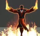 Pyromancer Characters