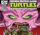 TMNT: New Animated Adventures Issue 3
