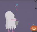 Mr. Ghost