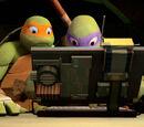 Laptop de Donatello
