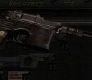 The Mercenaries 3D weapons