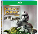Brandon Rhea/Star Wars: The Clone Wars: The Lost Missions Blu-ray Review