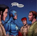 Nick Fury meets Captain America for the first time in Wolverine Origins Vol 1 18.jpg