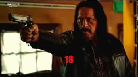 Machete Kills (2013) killcount