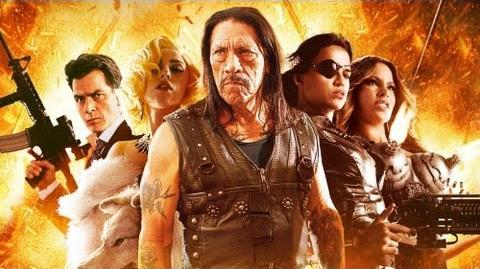 MACHETE KILLS MACHETE RULES TRIBUTE
