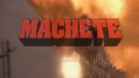 Machete - I Stand Alone