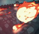 Bolas de Fuego