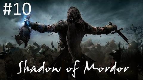10 - Big Game - Shadow of Mordor Walkthrough