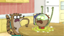 S6E04.181 Ghost Benson Scaring Rigby.png