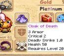 Cloak of Death
