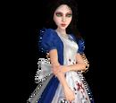 Personagens de Alice: Madness Returns