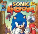 Archie Sonic Boom Issue 01