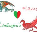 Kinkajou's Flame