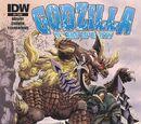 Godzilla: Rulers of Earth Issue 9