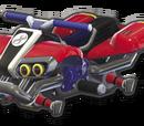 Mario Kart 8 ATVs