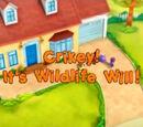 Crikey! It's Wildlife Will!