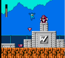 Mega Man 3 stages