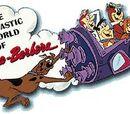 The Funtastic World of Hanna-Barbera (ride)
