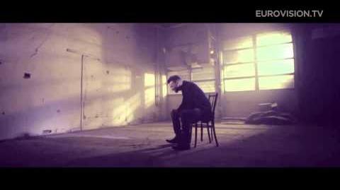 Kállay-Saunders - Running (Hungary) 2014 Eurovision Song Contest