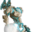 Drakel War Armor V2