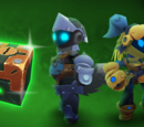 Copper Lockbox