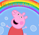 Peppa goes nuts