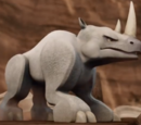 Rhinoceros Legend Beast