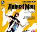 Animal Man: Evolve or Die! (Collected)