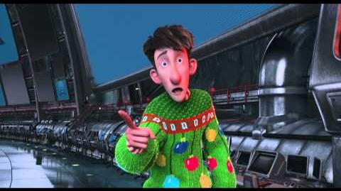 ARTHUR CHRISTMAS - Official Trailer - In Theaters 11 23