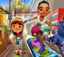 Subway Surfers World Tour: Bangkok