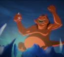 Giant Mountain Demon