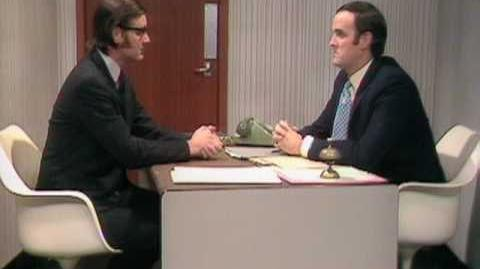 Argument Clinic - Monty Python's The Flying Circus